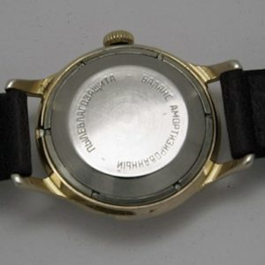 Soviet mechanical watch Sportivnie Kirova USSR 1958