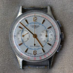 Strela watch, Poljot 3017, Military Chronograph USSR 1960s