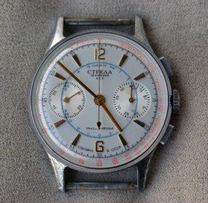 strela 3017 chronograph