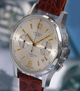 poljot strela 3133 chronograph