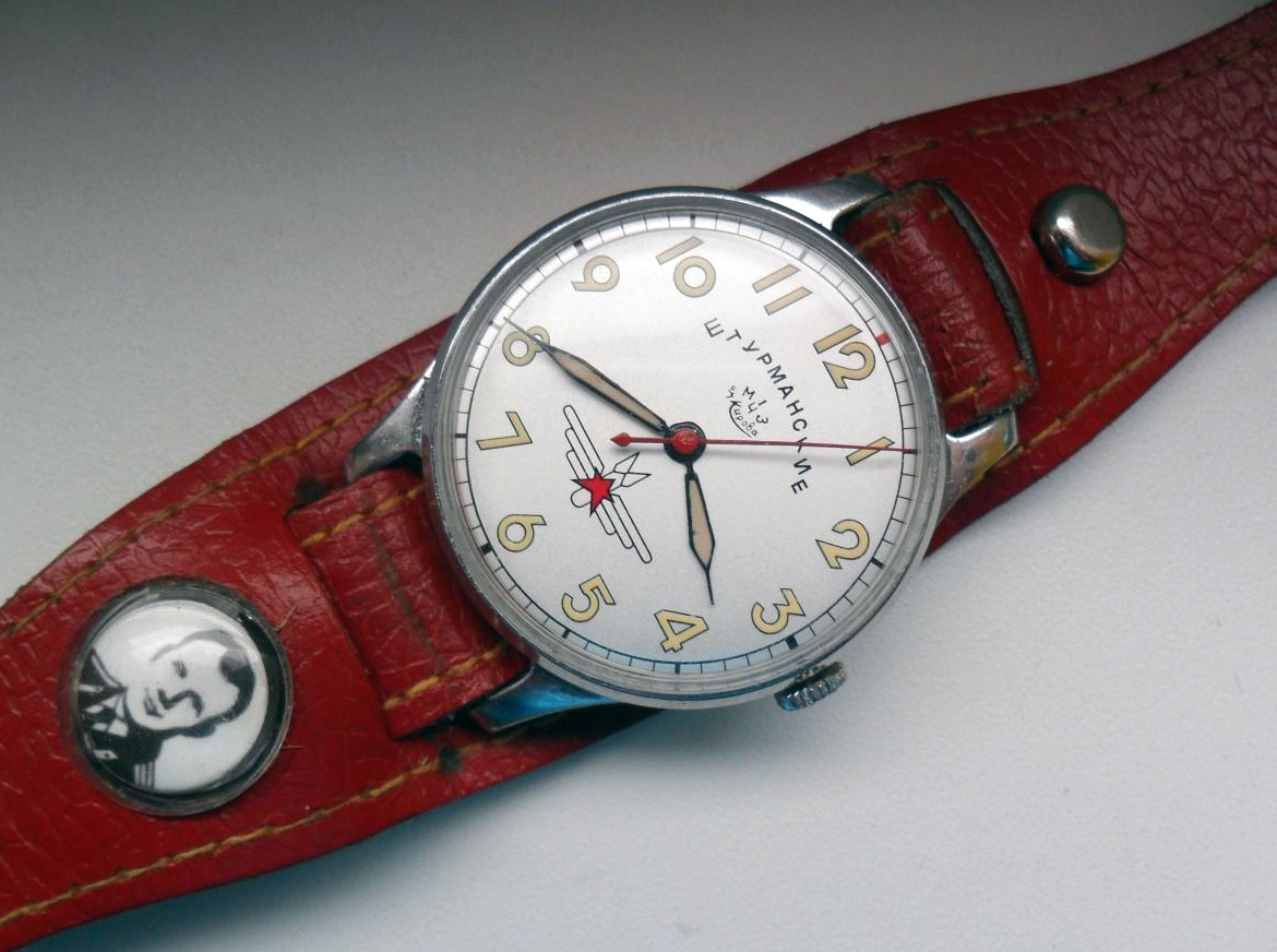 Sturmanskie Gagarin 1MChZ Kirova Russian Vintage Watch
