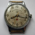 Soviet Vintage Sturmanskie Gagarin Air Force Military Watch 1955