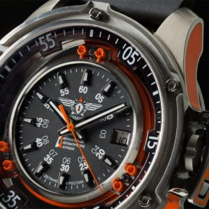 Sturmanskie MARS Cosmonaut Watch 2824-2/3375861