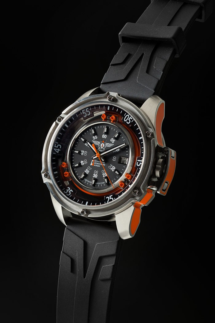 Sturmanskie MARS Cosmonaut Watch 2824-2 3375861  06dc92d1587