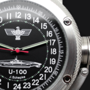 russian 24-hours watch german submarine u-100