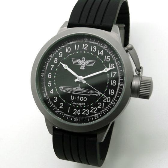 часы ракета подводная лодка