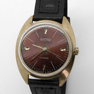 Soviet mechanical watch Vostok 2409 USSR 1971