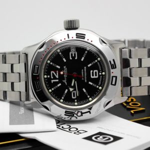 Russian automatic watch VOSTOK AMPHIBIAN 2416 / 100315