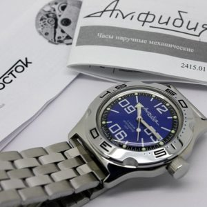 Russian automatic watch VOSTOK AMPHIBIAN 2415 / 100815