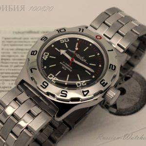 Russian automatic watch VOSTOK AMPHIBIAN 2415 / 100820