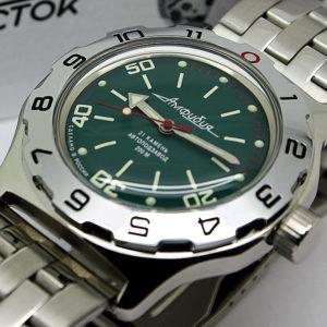 Vostok Amphibian 2415.01 / 100821
