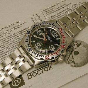 Vostok Amphibia, 2416 / 110903