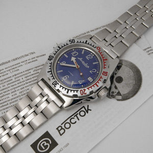Russian automatic watch VOSTOK AMPHIBIAN 2416 / 110908