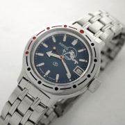 Russian automatic watch VOSTOK AMPHIBIAN 2416 / 420059