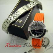 vostok amphibian automatic diver watch 420270