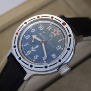 Russian automatic watch VOSTOK AMPHIBIAN 2416 / 420289