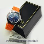 vostok amphibian russian automatic diver watch submarine 420289
