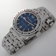 russian automatic diver watch vostok amphibian 420331