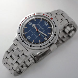russian automatic diver watch vostok amphibian 420331
