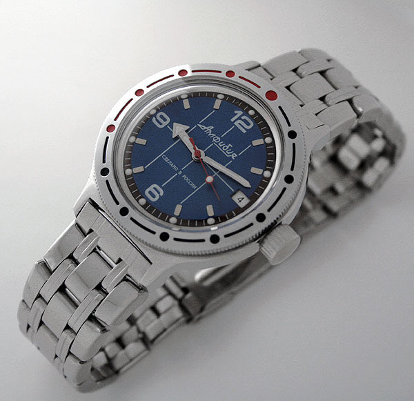 Vostok Amphibian 2416 / 420331