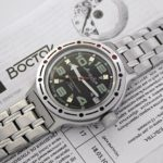 Russian automatic watch VOSTOK AMPHIBIAN 2416 / 420334