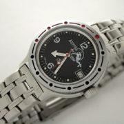 Russian automatic watch VOSTOK AMPHIBIAN 2416 / 420634