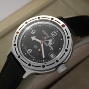 Russian automatic watch VOSTOK AMPHIBIAN 2416 / 420634