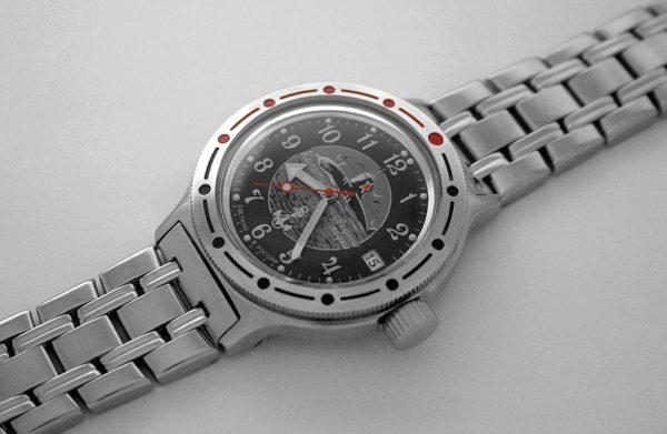 Russian automatic watch VOSTOK AMPHIBIAN 2416 / 420831