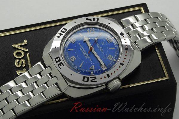 Russian automatic watch VOSTOK AMPHIBIAN 2416 / 710007