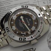 Russian automatic watch VOSTOK AMPHIBIAN 2416 / 710394