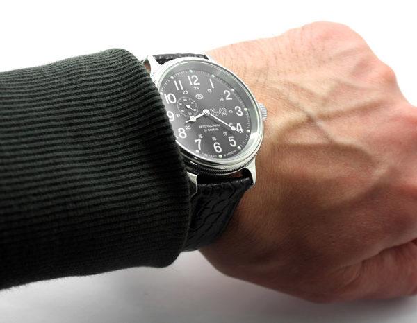 Russian automatic watch VOSTOK K-43 2415 / 540854
