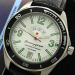 russian watch Vostok Komandirskie K-46 460320