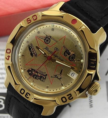 Russian watch Vostok Komandirskie 819213