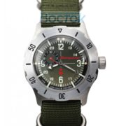 Vostok Komandirskie K-35 Russian Automatic Watch 2415.12 / 350501