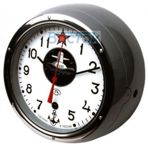 Russian Vostok Ship 8-Days Clock 5-CHM