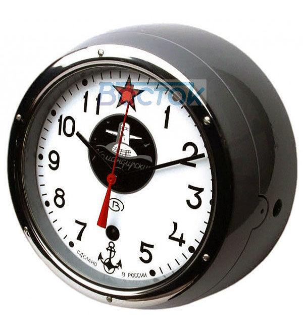 Russian Vostok Ship 8-Days Clock 5-CHM