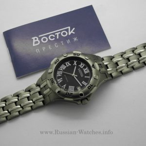 Russian automatic watch VOSTOK TITANIUM 2416 / 079281