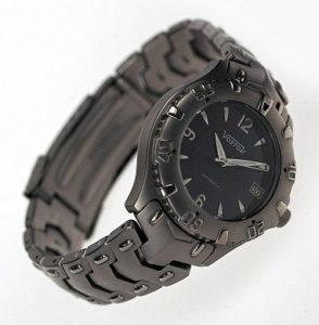 vostok titanium automatic watch