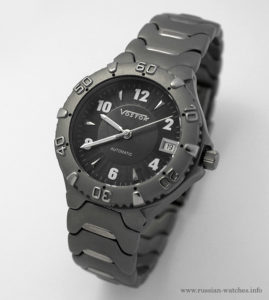 russian automatic watch vostok titanium