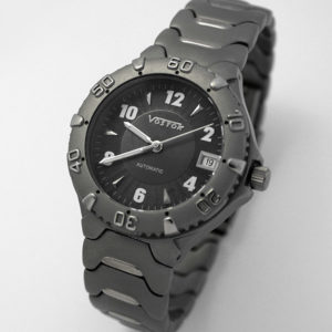 russian automatic watch vostok titanium