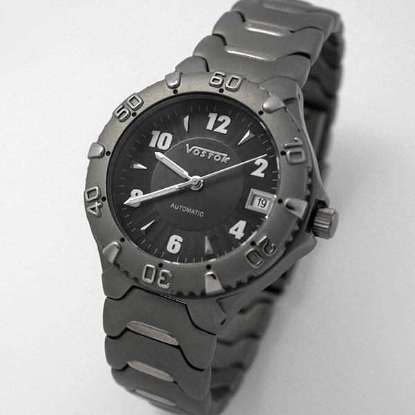 Russian automatic watch VOSTOK TITANIUM 2416 / 239237