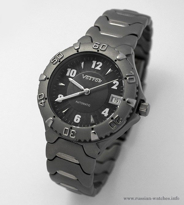Russian automatic watch VOSTOK TITANIUM 2416 / 239237