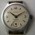Soviet Mechanical Watch URAN Uranium USSR 1960s