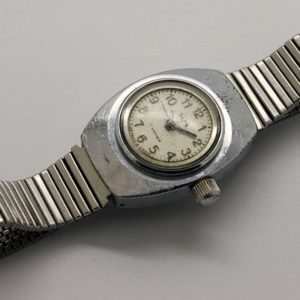 Russian ladies dive watch Zarja Amphibia USSR 1970s