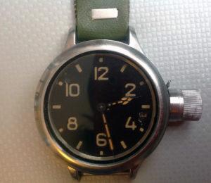 soviet dive watch zlatoust diver 191-chs 1970s