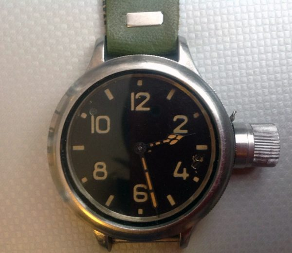 Russian Watch Zlatoust Diver 191 ChS USSR 1970s