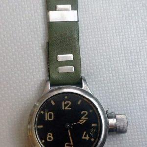 Soviet Zlatoust Diver Watch 191 ChS USSR 1970s #3490