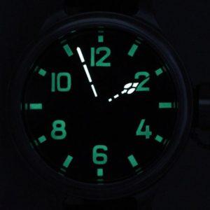 Zlatoust Diver watch, 192 CHS Agat