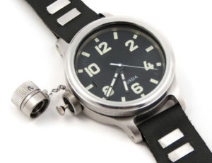 russian dive watch zlatoust diver 193-chs left crown