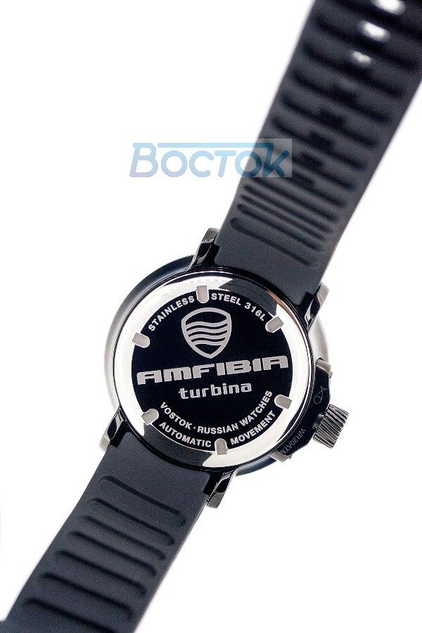 Vostok Amfibia Turbina Russian Automatic Watch
